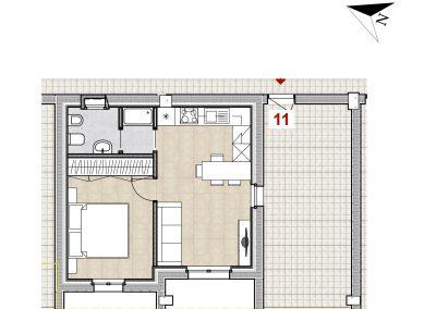 A.11 Planimetria A.11 _ Layout
