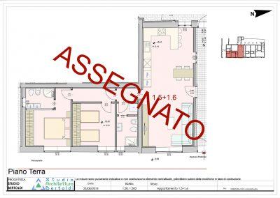 1.5+1.6 Appartamento 1.5+1.6 _