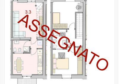 3.3 Appartamento 3.3 _ Layout